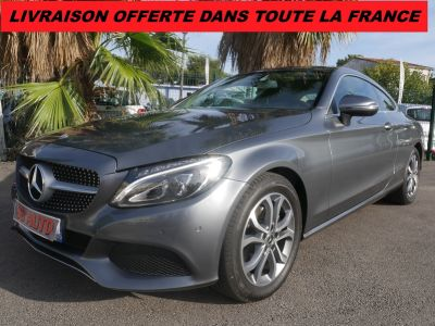 Mercedes Classe C Coupe Sport (C205) 220 D 170CH EXECUTIVE 9G-TRONIC - <small></small> 29.990 € <small>TTC</small> - #1