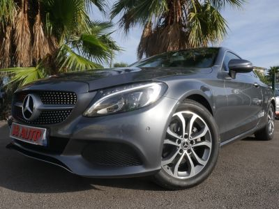 Mercedes Classe C Coupe Sport (C205) 220 D 170CH EXECUTIVE 9G-TRONIC - <small></small> 29.990 € <small>TTC</small> - #2