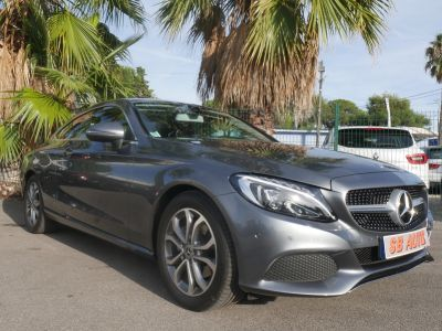 Mercedes Classe C Coupe Sport (C205) 220 D 170CH EXECUTIVE 9G-TRONIC - <small></small> 29.990 € <small>TTC</small> - #3