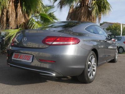Mercedes Classe C Coupe Sport (C205) 220 D 170CH EXECUTIVE 9G-TRONIC - <small></small> 29.990 € <small>TTC</small> - #5