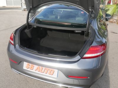 Mercedes Classe C Coupe Sport (C205) 220 D 170CH EXECUTIVE 9G-TRONIC - <small></small> 29.990 € <small>TTC</small> - #13