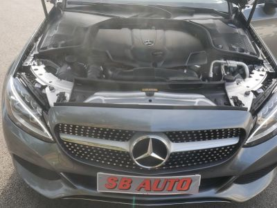 Mercedes Classe C Coupe Sport (C205) 220 D 170CH EXECUTIVE 9G-TRONIC - <small></small> 29.990 € <small>TTC</small> - #17