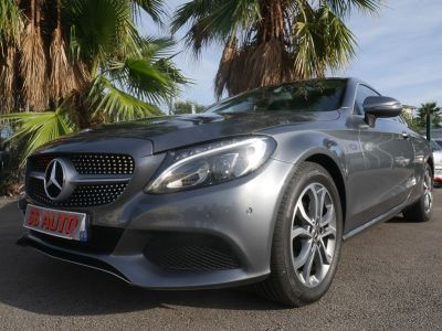 Mercedes Classe C Coupe Sport (C205) 220 D 170CH EXECUTIVE 9G-TRONIC - <small></small> 29.990 € <small>TTC</small> - #18