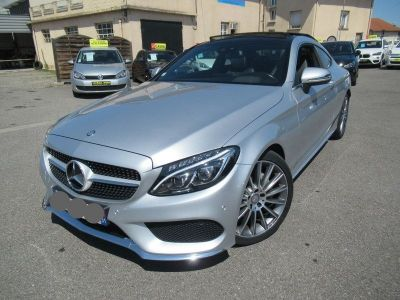 Mercedes Classe C Coupe Sport (C205) 220 D 170CH SPORTLINE 9G-TRONIC - <small></small> 27.990 € <small>TTC</small> - #1