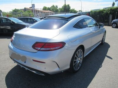Mercedes Classe C Coupe Sport (C205) 220 D 170CH SPORTLINE 9G-TRONIC - <small></small> 27.990 € <small>TTC</small> - #2