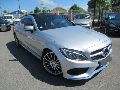 Mercedes Classe C Coupe Sport (C205) 220 D 170CH SPORTLINE 9G-TRONIC - <small></small> 27.990 € <small>TTC</small> - #9