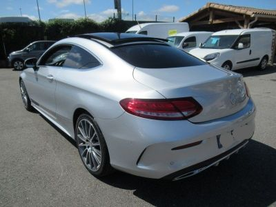 Mercedes Classe C Coupe Sport (C205) 220 D 170CH SPORTLINE 9G-TRONIC - <small></small> 27.990 € <small>TTC</small> - #10