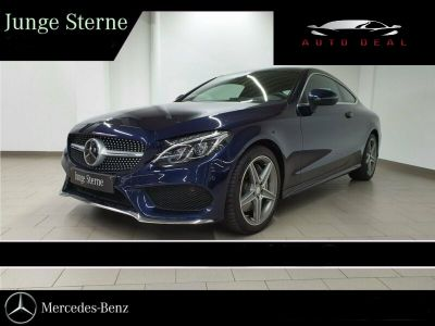 Mercedes Classe C Coupe Sport Coupé II (C205) 250 211ch - <small></small> 30.190 € <small>TTC</small> - #1