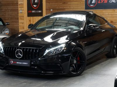 Mercedes Classe C Coupe Sport IV 63 AMG S 7G-TRONIC - <small></small> 74.990 € <small>TTC</small> - #1