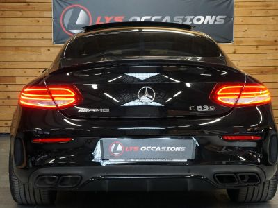 Mercedes Classe C Coupe Sport IV 63 AMG S 7G-TRONIC - <small></small> 74.990 € <small>TTC</small> - #3