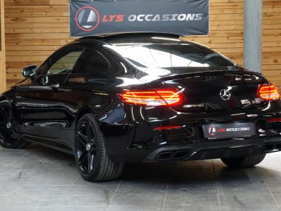 Mercedes Classe C Coupe Sport IV 63 AMG S 7G-TRONIC - <small></small> 74.990 € <small>TTC</small> - #22