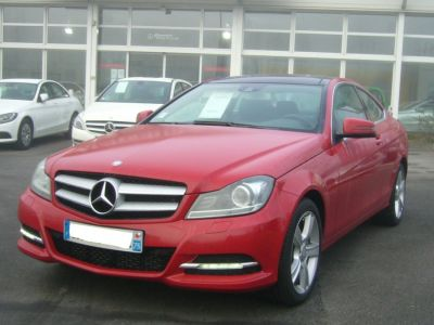 Mercedes Classe C III COUPE 220 CDI BLUEEFFICIENCY EXECUTIVE - <small></small> 24.890 € <small>TTC</small>