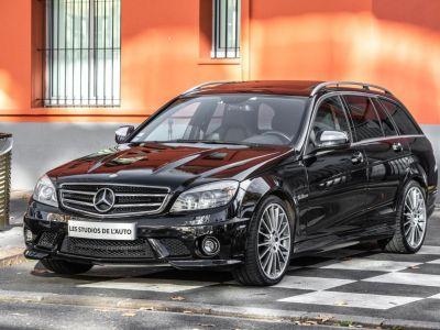 Mercedes Classe C III SW 63 AMG AVANTGARDE BVA7 SPEEDSHIFT PLUS - <small></small> 31.950 € <small>TTC</small> - #1