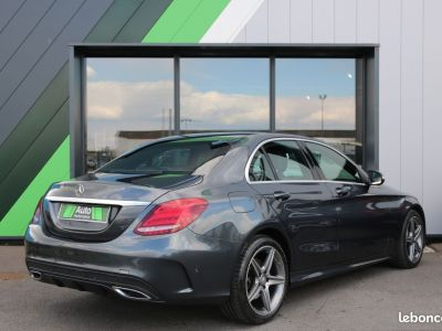 Mercedes Classe C IV 180 D SPORTLINE 7G-TRONIC - <small></small> 22.490 € <small>TTC</small> - #3