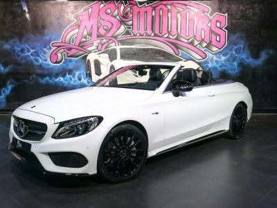 Mercedes Classe C IV (2) CABRIOLET 43 AMG 4MATIC - <small></small> 62.900 € <small>TTC</small> - #1