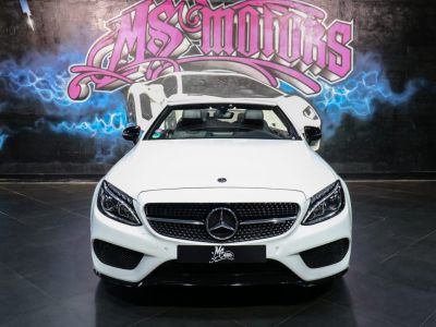Mercedes Classe C IV (2) CABRIOLET 43 AMG 4MATIC - <small></small> 62.900 € <small>TTC</small> - #2