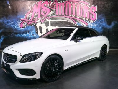 Mercedes Classe C IV (2) CABRIOLET 43 AMG 4MATIC - <small></small> 62.900 € <small>TTC</small> - #4