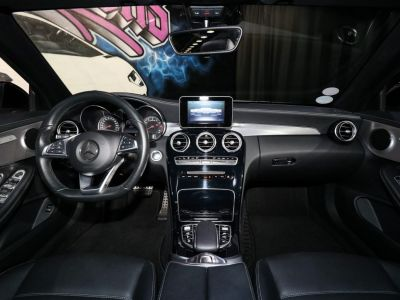 Mercedes Classe C IV (2) CABRIOLET 43 AMG 4MATIC - <small></small> 62.900 € <small>TTC</small> - #10