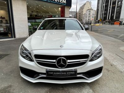 Mercedes Classe C IV (2) CABRIOLET AMG 63 S - <small>A partir de </small>780 EUR <small>/ mois</small> - #2