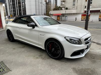 Mercedes Classe C IV (2) CABRIOLET AMG 63 S - <small>A partir de </small>780 EUR <small>/ mois</small> - #3