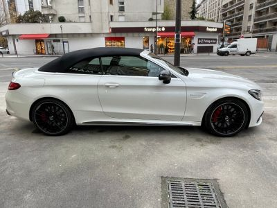 Mercedes Classe C IV (2) CABRIOLET AMG 63 S - <small>A partir de </small>780 EUR <small>/ mois</small> - #5