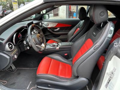 Mercedes Classe C IV (2) CABRIOLET AMG 63 S - <small>A partir de </small>780 EUR <small>/ mois</small> - #15