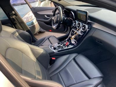 Mercedes Classe C (S205) 220 BLUETEC FASCINATION 7G-TRONIC PLUS - <small></small> 24.990 € <small>TTC</small> - #4