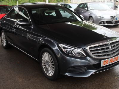 Mercedes Classe C (W205) 250 BUSINESS 7G-TRONIC PLUS - <small></small> 23.490 € <small>TTC</small>