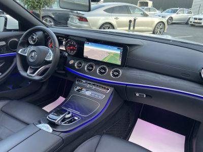 Mercedes Classe E 200 CABRIOLET SPORTLINE 184ch 9G-TRONIC - <small></small> 49.900 € <small>TTC</small> - #12