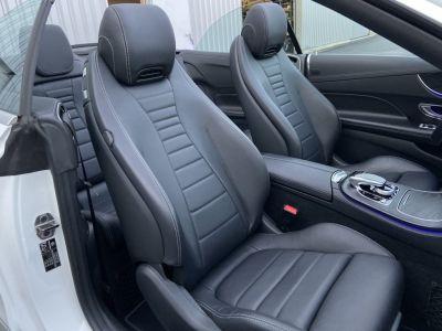 Mercedes Classe E 200 CABRIOLET SPORTLINE 184ch 9G-TRONIC - <small></small> 49.900 € <small>TTC</small> - #15