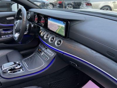 Mercedes Classe E 200 CABRIOLET SPORTLINE 184ch 9G-TRONIC - <small></small> 49.900 € <small>TTC</small> - #21