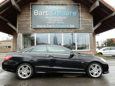 Mercedes Classe E 220 CDI BE AMG packet panodak sportzetels - <small></small> 13.950 € <small>TTC</small> - #1