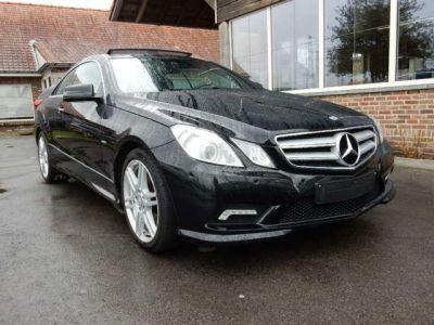 Mercedes Classe E 220 CDI BE AMG packet panodak sportzetels - <small></small> 13.950 € <small>TTC</small> - #2