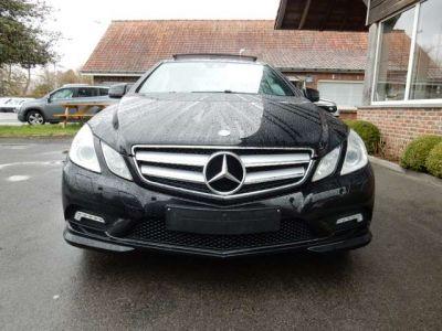 Mercedes Classe E 220 CDI BE AMG packet panodak sportzetels - <small></small> 13.950 € <small>TTC</small> - #3