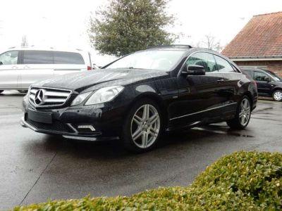 Mercedes Classe E 220 CDI BE AMG packet panodak sportzetels - <small></small> 13.950 € <small>TTC</small> - #4