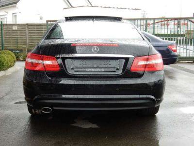 Mercedes Classe E 220 CDI BE AMG packet panodak sportzetels - <small></small> 13.950 € <small>TTC</small> - #6
