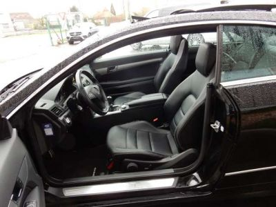 Mercedes Classe E 220 CDI BE AMG packet panodak sportzetels - <small></small> 13.950 € <small>TTC</small> - #9