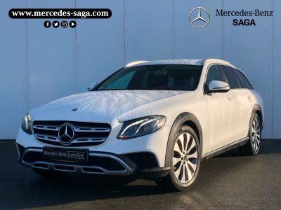 Mercedes Classe E 220 d 194ch 4Matic 9G-Tronic - <small></small> 32.800 € <small>TTC</small> - #1