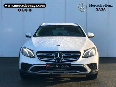 Mercedes Classe E 220 d 194ch 4Matic 9G-Tronic - <small></small> 32.800 € <small>TTC</small> - #17