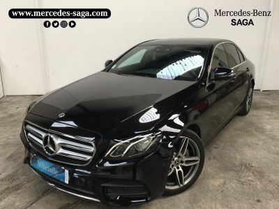 Mercedes Classe E 220 d 194ch AMG Line 9G-Tronic - <small></small> 44.900 € <small>TTC</small>