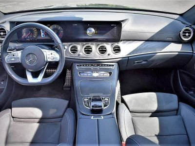 Mercedes Classe E 220D AMG LINE 9G-TRONIC GARANTIE CONSTRUCTEUR - <small></small> 37.990 € <small>TTC</small> - #9