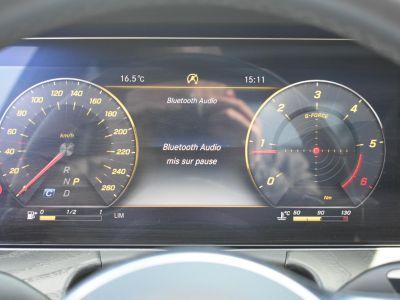 Mercedes Classe E 220D AMG LINE 9G-TRONIC GARANTIE CONSTRUCTEUR - <small></small> 37.990 € <small>TTC</small> - #17