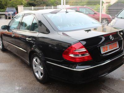 Mercedes Classe E 320 CDI AVANTGARDE BA - <small></small> 7.990 € <small>TTC</small>