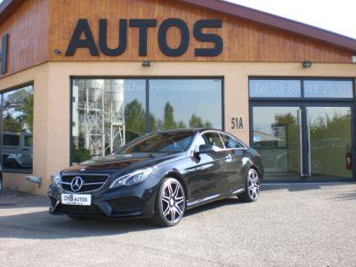 Mercedes Classe E 350 bluetec coupe pack amg plus - <small></small> 30.900 € <small>TTC</small> - #1