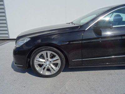 Mercedes Classe E 350 CDI BE Executive 7GTro+ - <small></small> 19.900 € <small>TTC</small>