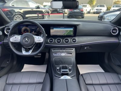 Mercedes Classe E 400 d CABRIOLET 340ch AMG-LINE 4MATIC 9G-TRONIC - <small></small> 74.900 € <small>TTC</small> - #14