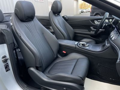 Mercedes Classe E 400 d CABRIOLET 340ch AMG-LINE 4MATIC 9G-TRONIC - <small></small> 74.900 € <small>TTC</small> - #18