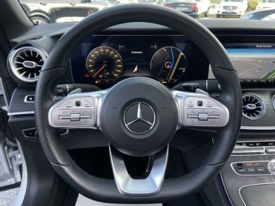 Mercedes Classe E 400 d CABRIOLET 340ch AMG-LINE 4MATIC 9G-TRONIC - <small></small> 74.900 € <small>TTC</small> - #22