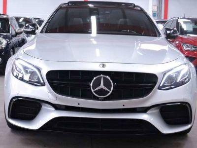Mercedes Classe E 63 AMG S 612CV 4-MATIC+ NEW LIFT FULL UTILITAIRE TVAC / BTW Occasion à Sombreffe de 84.950 € - <small></small> 84.950 € <small>TTC</small> - #15
