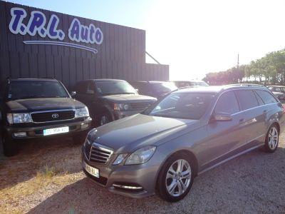 Mercedes Classe E BREAK (S212) 220 CDI BE AVANTGARDE EXECUTIVE BA - <small></small> 10.000 € <small>TTC</small> - #3